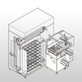 大型収納(冷蔵)セル