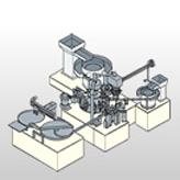 電子部品素子組立機